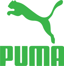 Puma logo green.png