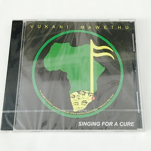 "Vukani CD Single: ""Singing for a Cure"""