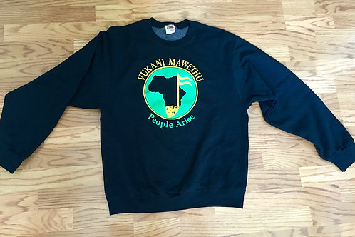 Vukani Sweat-Shirts (Adults) - Crew Neck