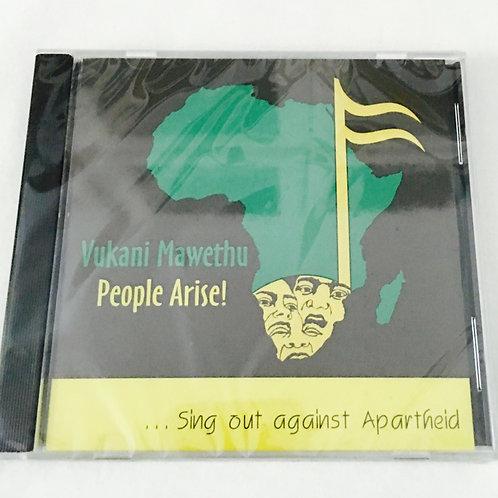 Vukani CD:People Arise! Sing Out Against Apartheid