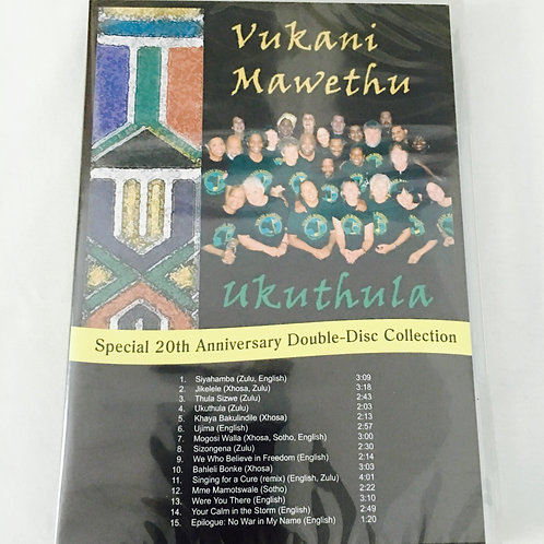 Vukani Double-Disc CD Set