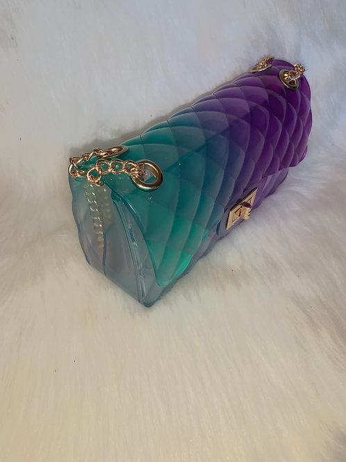 Jelly - Green/Purple
