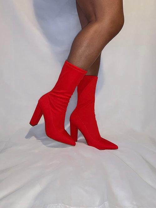 Thick Zena - Red