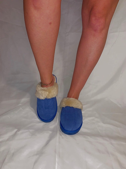 Slipper - Blue