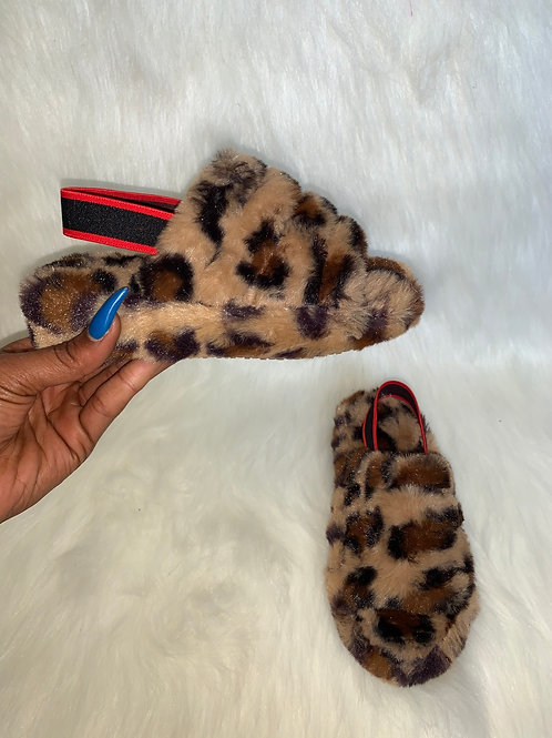 Snuggles - Leopard (Kids)