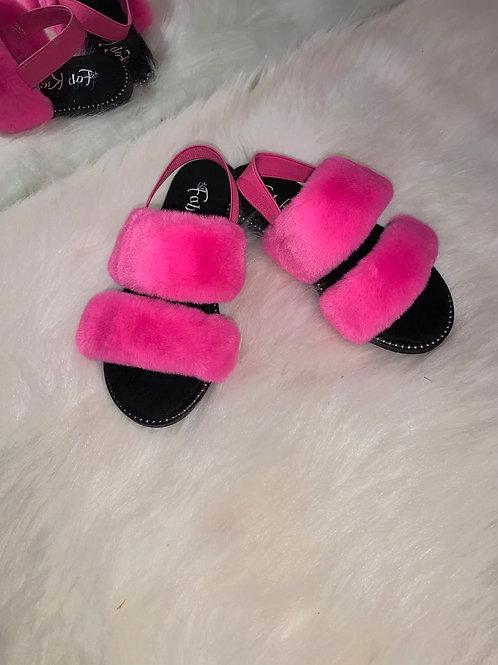 Mini Burr - Pink