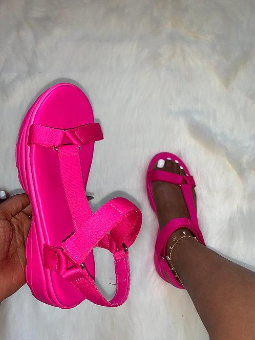 Glow Up - Pink