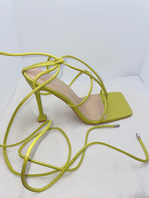 Lady in Lime