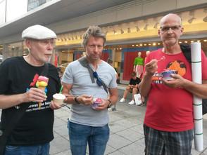 Demo Schließung aller Schlachthäuser Stuttgart 2019