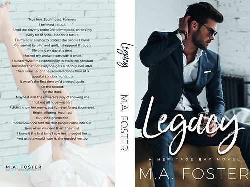 Legacy Signed Paperback