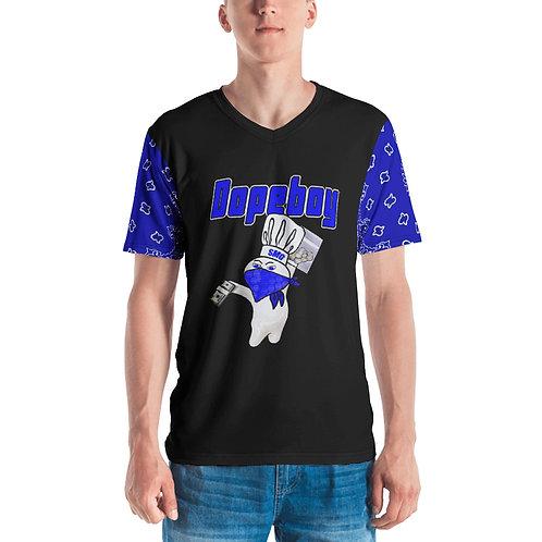 Classic Dopeboy Blue Men's T-shirt