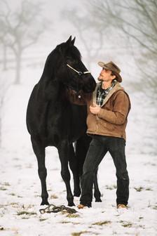 Stanislaus Wögerbauer / Beziehungsarbeit mit Pferden