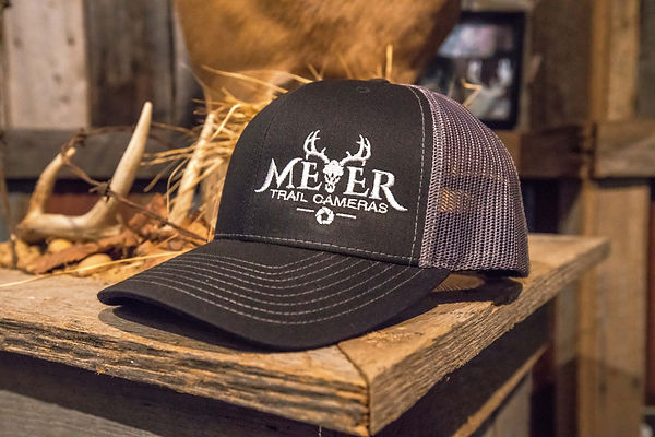 Meyer Trail Camera Trucker Hat