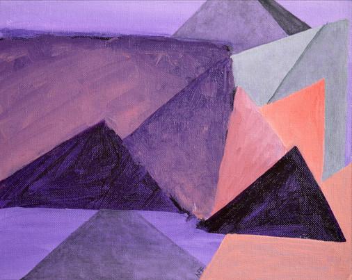 Violet Houses