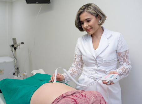 Importância de iniciar o pré-natal antes de 12 semanas