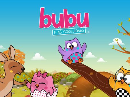 BUBU E AS CORUJINHAS: CORUJINHA NA BOLSA!