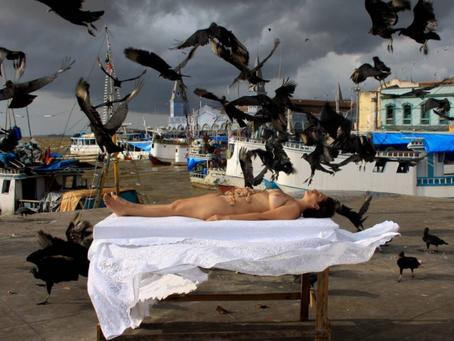 Berna Reale, a simbiose entre a arte e a perícia criminal