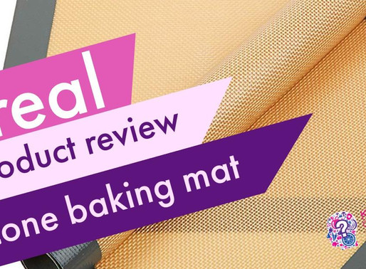The Silicone Baking Mats Everyone Is Talking About (Avoid Extra Oil!)