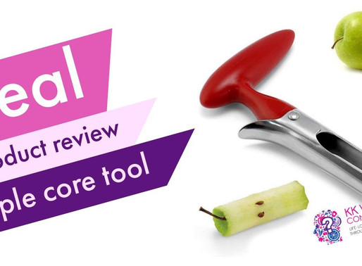 Small Five Star Rated Apple Corer For Meals On The Go