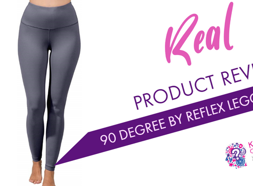 Finally!  A Pair of Workout Pants That Don't Gap.  Or Slip.  Basically They Stay On.