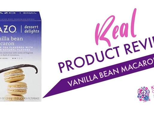 Tazo Vanilla Bean Macaron Tea (Beat That Sweets Craving)