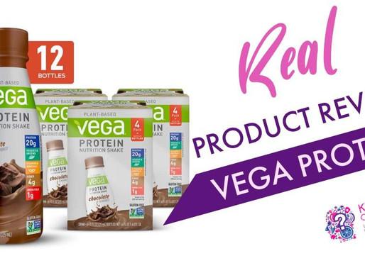 A Vegan Protein Shake Ready To Go!