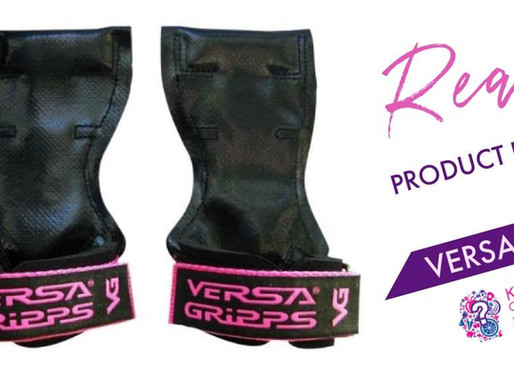 Versa Gripps FIT Authentic Claim To Be The Best Training Accessory in The World.  Are They?