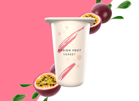 Passionfruit Sorbet