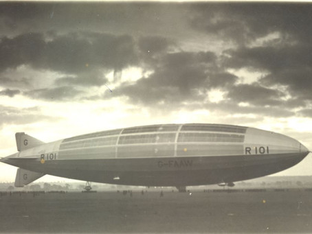 Bedford Airship Dreams