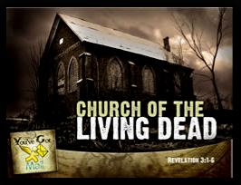 Sardis - The dead church