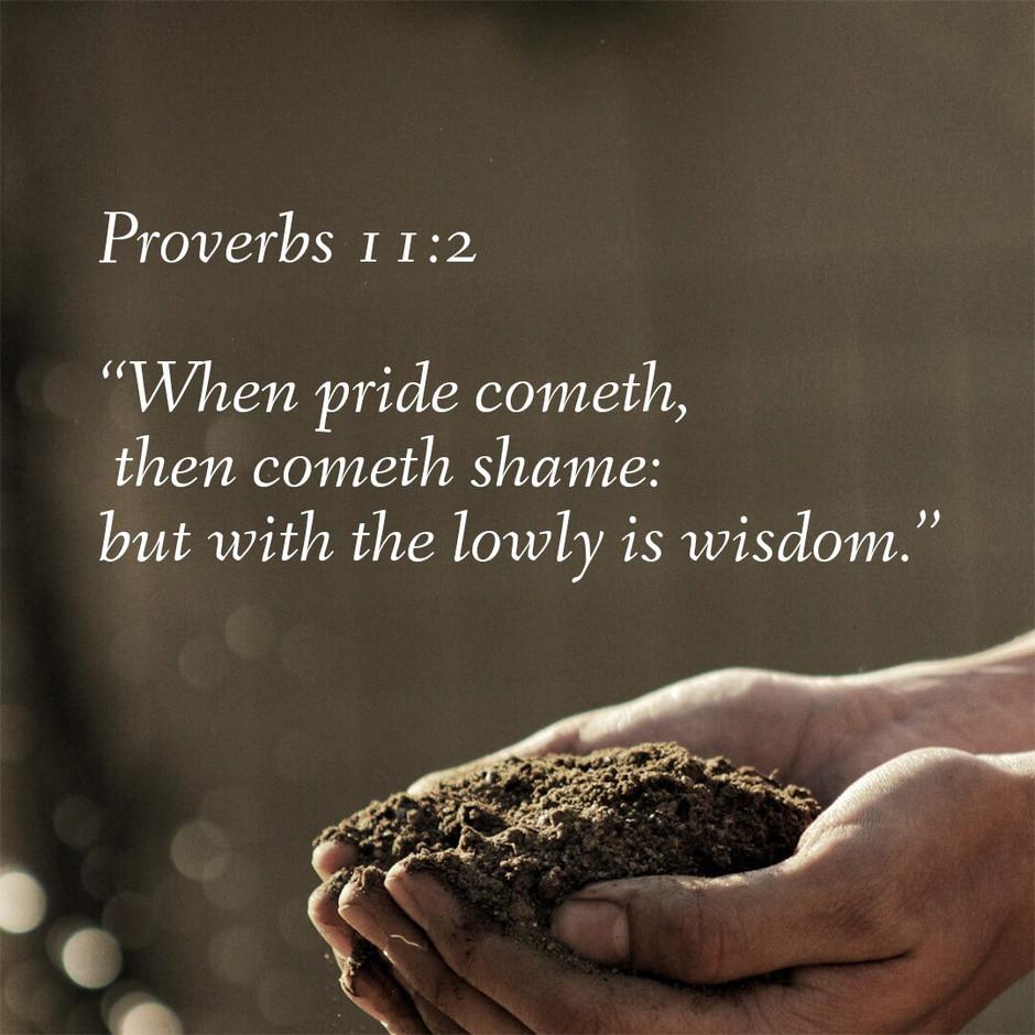Love, Humility and Yahshua !