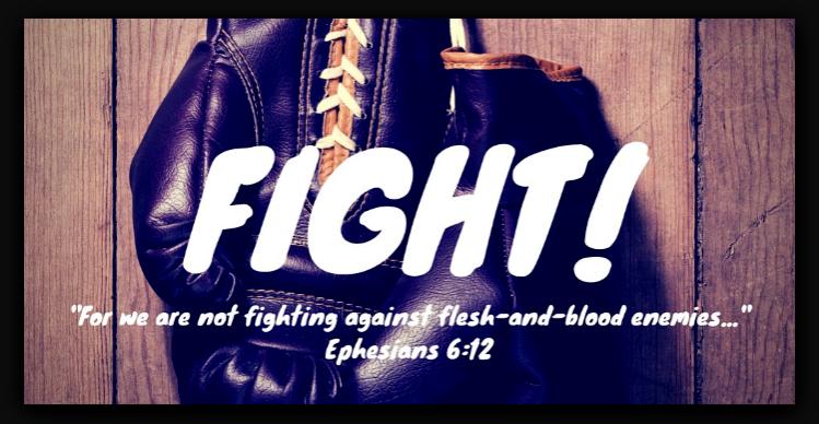 """"""" FIGHT """""""