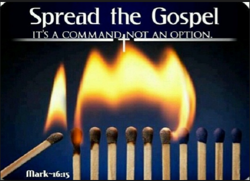 Go… Preach - Teach - Baptize !