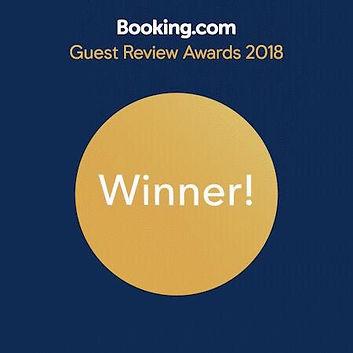 рейтинг отеля на booking.com