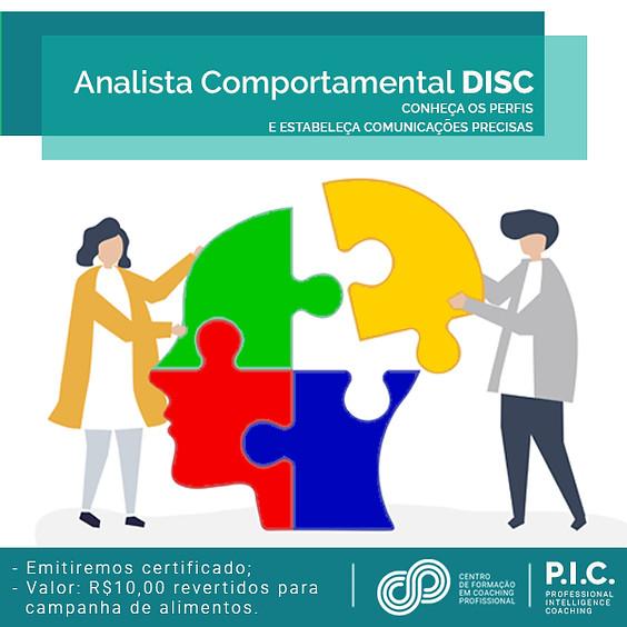 Analista Comportamental DISC - módulo 1