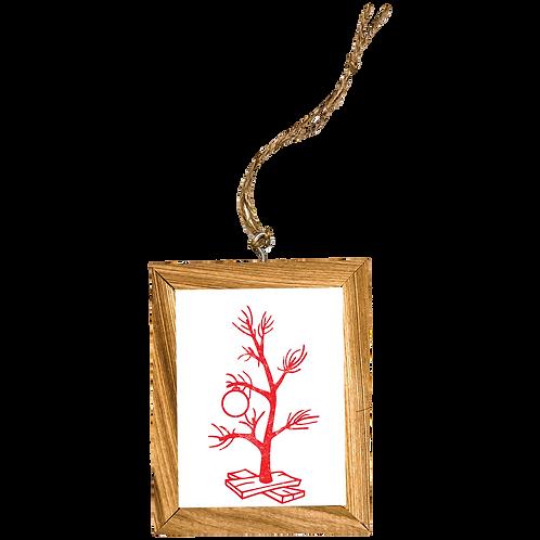Charlie Brown Tree Ornament