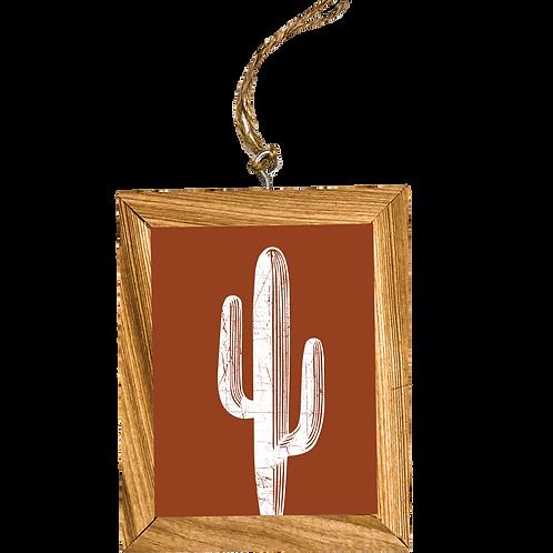 Saguaro Ornament