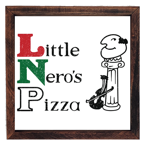 Little Nero's Pizza