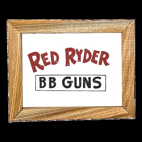 Red Ryder BB Guns Micro