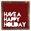 Thumbnail: Have A Happy Holiday