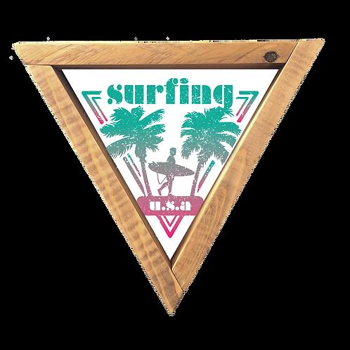 Ombré Surfing USA Tri