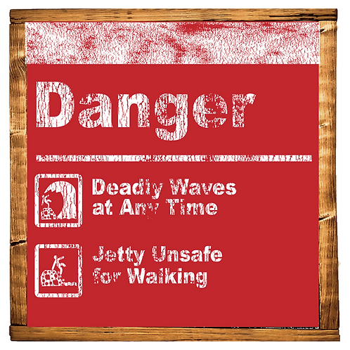 Maverick's Danger // RED
