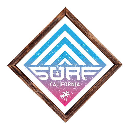 Ombré Surf California