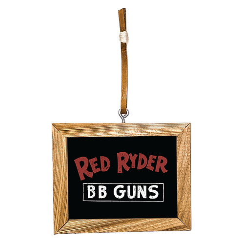 Red Ryder BB Guns Ornament