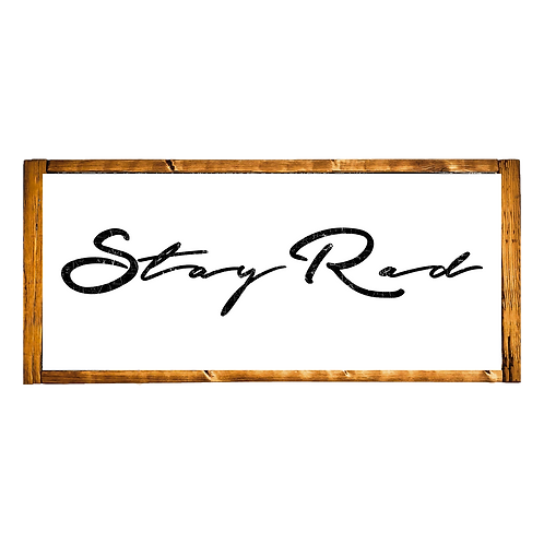 Stay Rad Mini