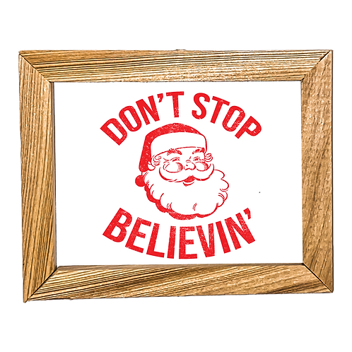 Don't Stop Believin' Micro