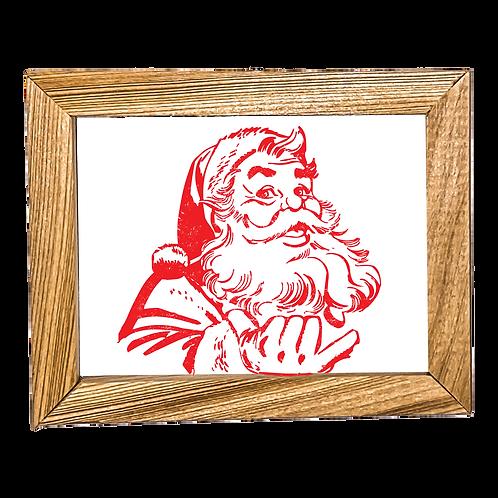 Hang Loose Santa Micro