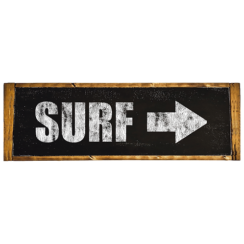 Surf To The Right (Shorty)