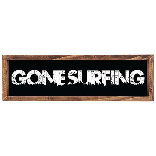 Gone Surfing - Cityscape