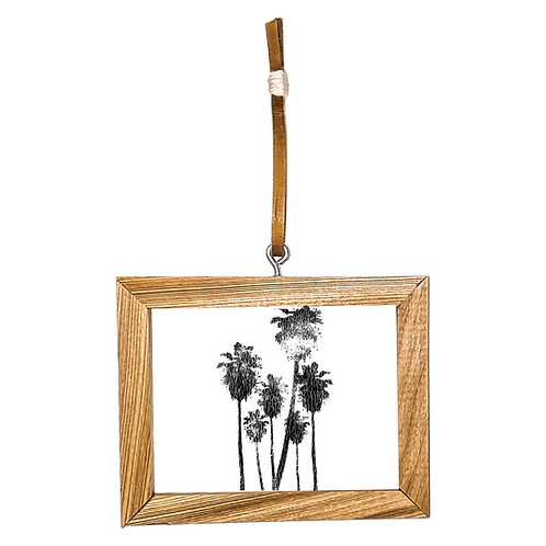 Hollywood Palms Ornament